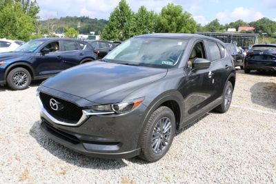 2017 Mazda CX-5 Touring AWD (MACHINE GRAY METALLIC)