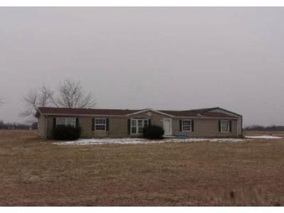 3 Bed 2.5 Bath Foreclosure Property in Fairbanks, IN 47849 - W County Road 600 N