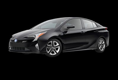 2018 Toyota Prius (Midnight Black Metallic)