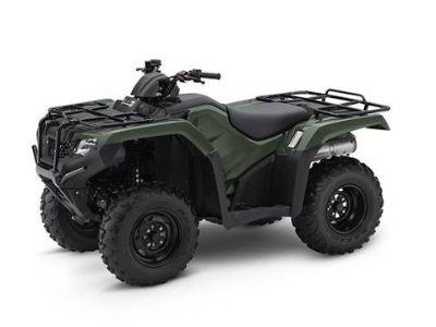 2017 Honda FourTrax Rancher Utility ATVs Bessemer, AL