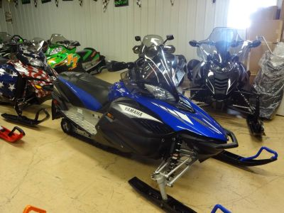 2008 Yamaha Motor Corp., USA RS Vector GT Trail Sport Snowmobiles Zulu, IN
