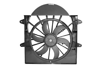 Buy Omix-Ada 17102.54 - 2005 Jeep Grand Cherokee Cooling Fan motorcycle in Suwanee, Georgia, US, for US $180.04