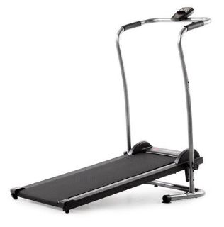 Manual treadmill EUC