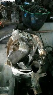 Chrome engine tin