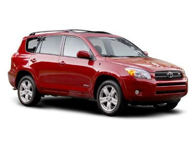 2008 Toyota RAV4 Base (Savannah Metallic)