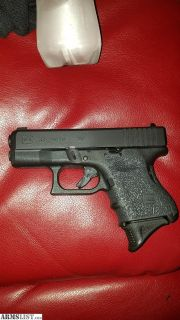 For Trade: Glock 33 Gen 3 with Upgrades
