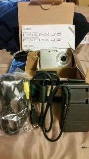 FujiFilm Finepix J10 8.2 Mega Pixel Digital Camera