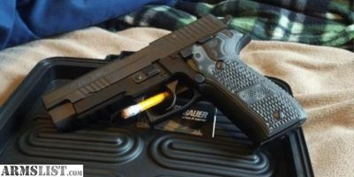 For Trade: Sig Sauer P226 Extreme and Glock 27