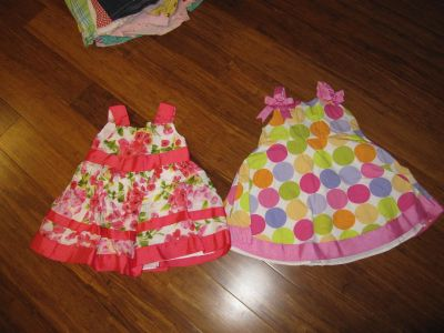18 month & 24 month Girl Clothing