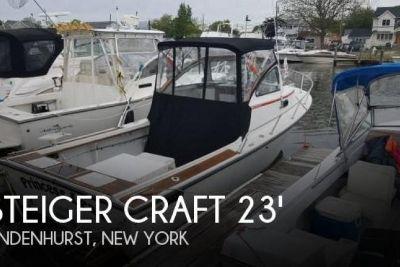 1989 Steiger Craft 23 Block Island