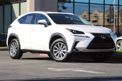 2019 Lexus NX 300 Base (white)