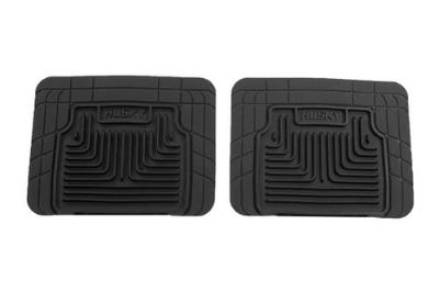 Buy Husky Liners 52031 2011 Buick Enclave Black Custom Floor Mats Rear Set 2nd Row motorcycle in Winfield, Kansas, US, for US $59.95