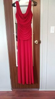 Nightway red dress Size 4