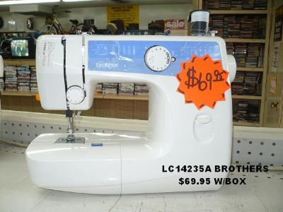 $70, Sewing machines