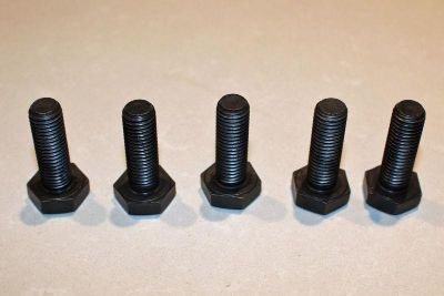 Buy BMW Airhead - 11mm Flywheel Bolts (Lot of 5) - New, 1975-on R75 R80 R90 R100 motorcycle in Chicago, Illinois, US, for US $21.95