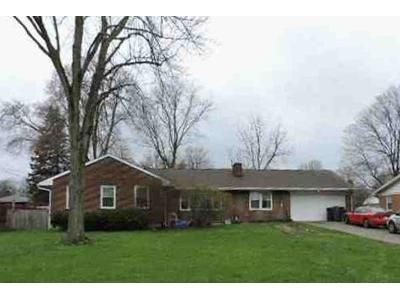 3 Bed 1 Bath Foreclosure Property in Middletown, OH 45042 - Stolz Dr