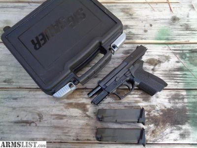 For Sale: SIG P2022 .40 Cal