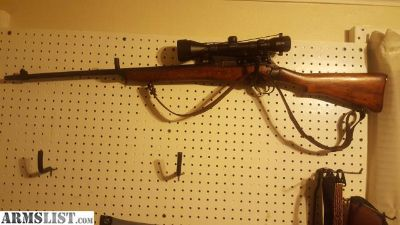 For Sale/Trade: 303 Enfield trade for AR Parts