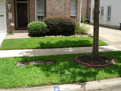 Patio Home and Town Home Lawn Service