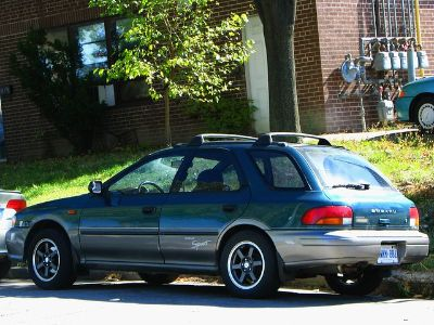 2001 Subaru Outback 110K Miles