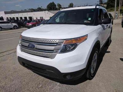 Used 2014 Ford Explorer 4WD 4dr