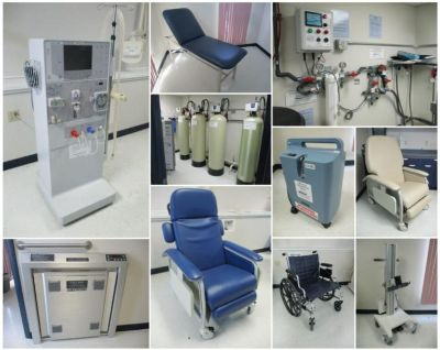 EVERETT, PA Dialysis Machines, Patient..