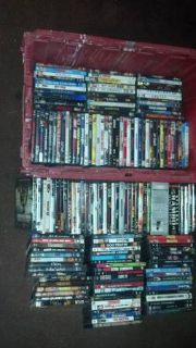 162 dvds in excellent condition