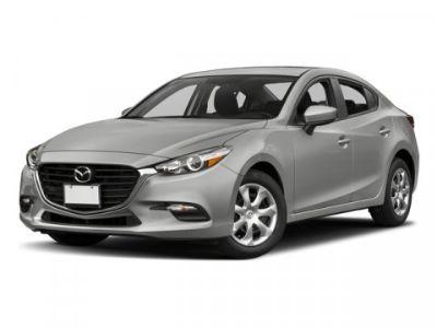 2017 Mazda MAZDA3 4-Door Sport (Silver)