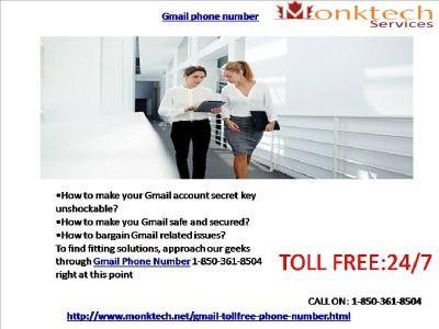 Help at Gmail signal 1-850-361-8504