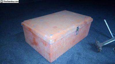 Trike luggage box