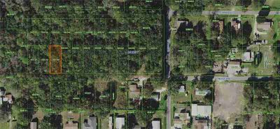 Shirah Road Auburndale, Wooded residential lot located in