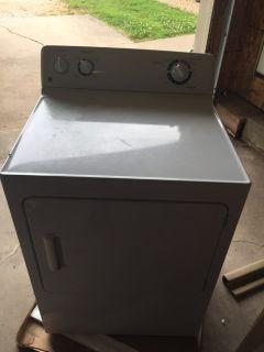 Used GE dryer