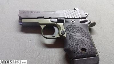 For Sale: NIB Army Green Sig Sauer P938