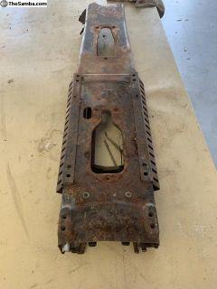 911/912 seat mount, shifter and ebrake metal
