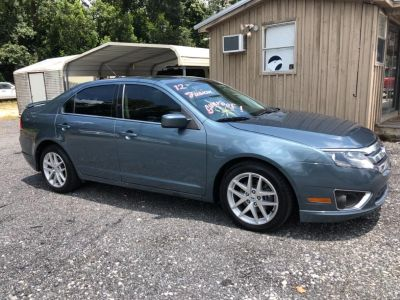 2012 Ford Fusion SEL ()