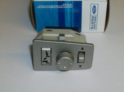 Purchase Lincoln Navigator Mirror Control Switch New OEM Part 2L7Z 17B676 AA motorcycle in Duluth, Georgia, US, for US $94.99
