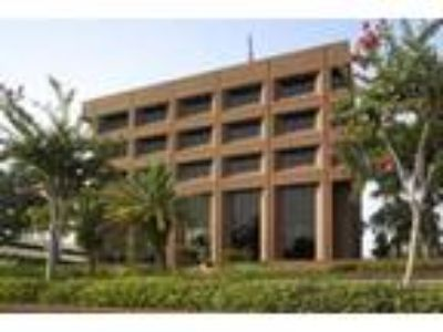 Tampa, A 5-story office building in the Westshore submarket