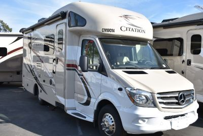 2018 Thor Motor Coach CITATION 24SR