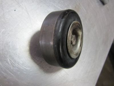 Sell ZX110 2002 CHEVROLET SILVERADO 1500 5.3 NON GROOVED SERPENTINE IDLER PULLEY motorcycle in Arvada, Colorado, United States, for US $20.00