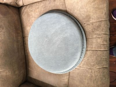 Swivel seat cushion For mobility