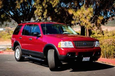2003 Ford Explorer 4dr WB 4.0L XLT