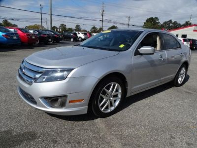 2011 Ford Fusion SEL ()