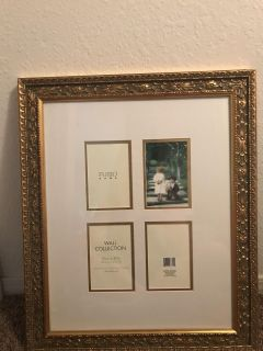New large heavy picture frame