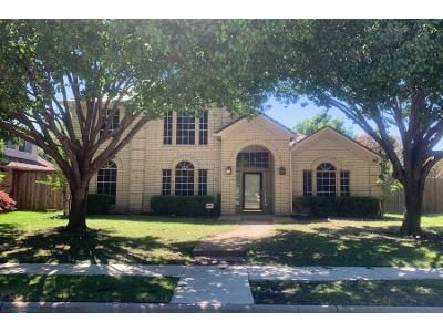 4 Bed 2.5 Bath Preforeclosure Property in Frisco, TX 75035 - Trailridge Dr