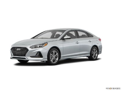 2018 Hyundai Sonata SE (Symphony Silver)