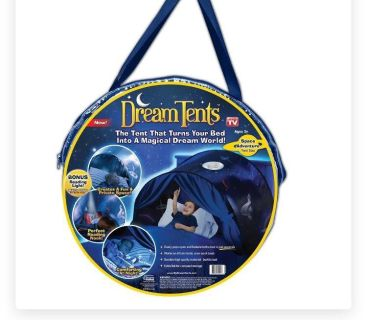 Dream tents, brand new, 3 dif to choose from $13