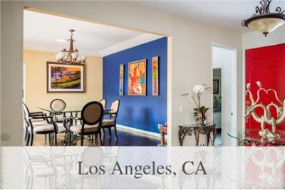 Bright Los Angeles, 3 bedroom, 3 bath for rent. Washer/Dryer Hookups!