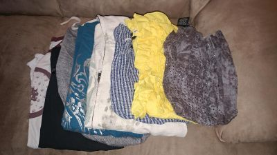 Large size top lot
