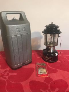 Coleman Powerhouse Lantern and case