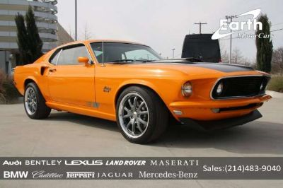 1969 Ford Mustang Saleen 281 Supercharged Pro Touring